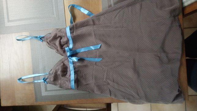 Haleczka halka piżamka koszulka triumph xs