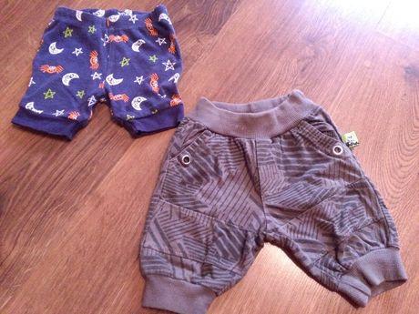 Zestaw spodnie dla chłopca rozmiar 50 - 56