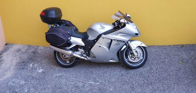 Honda CBR XX 1100 ou troco