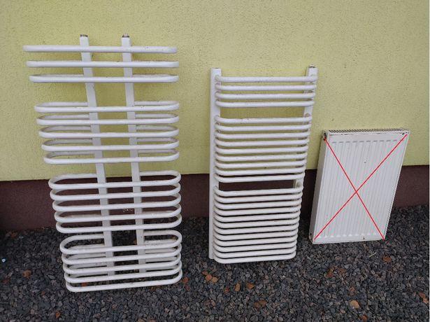 Grzejniki instalacji CO