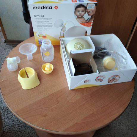 Электрический молокоотсос Medela Swing + соска calma