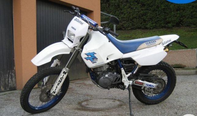 Yamaha TT 600 95 vendo às peças