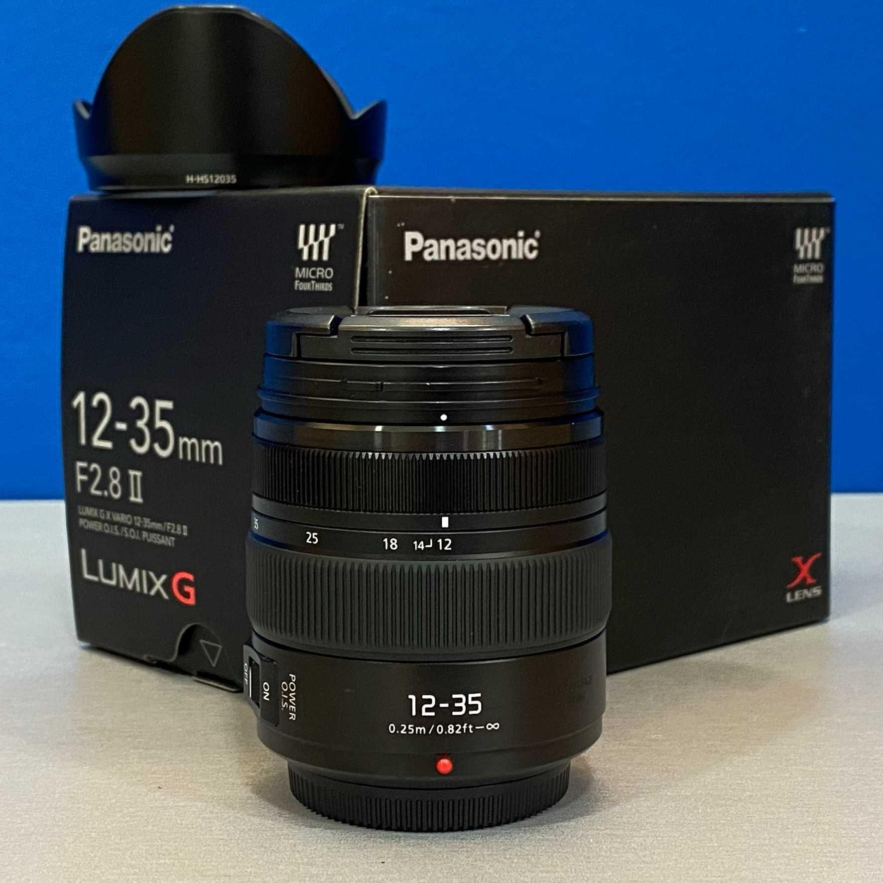 Panasonic Lumix 12-35mm f/2.8 II ASPH Power O.I.S