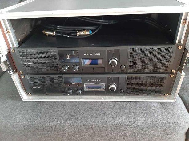 Końcówka Mocy Nx 3000D i nx 6000D zestaw