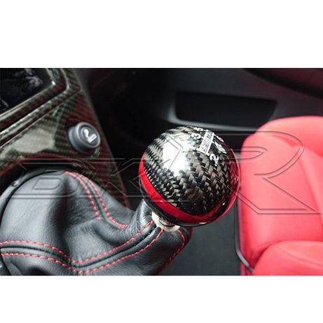 Gałka zmiany biegów kula Mugen Carbon tuning Honda