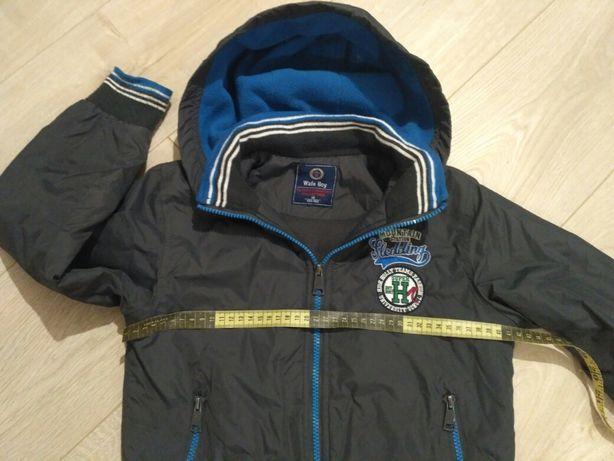 Куртка, флис. 134-140