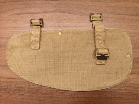Pokrowiec do kopaczki P37, II wojna światowa, oryginał