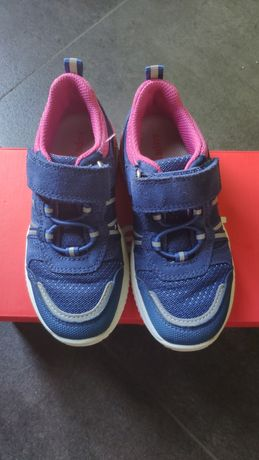 Buty dziewczęce Superfit STORM sneakersy niskie rozmiar 27