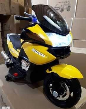 Детский мотоцикл, электромотоцикл
