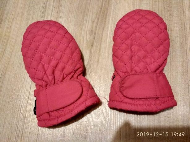 Rękawiczki bezpalcowe 3M 6-12m