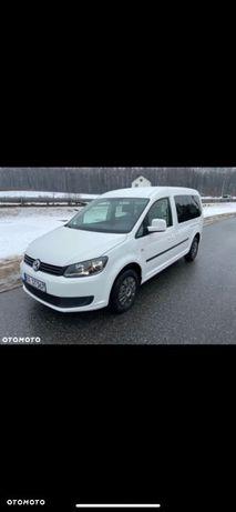 Volkswagen Caddy Gwarancja,229tyś km,Maxi,Life,2 x Przsuwne drzwi,Alu felgi