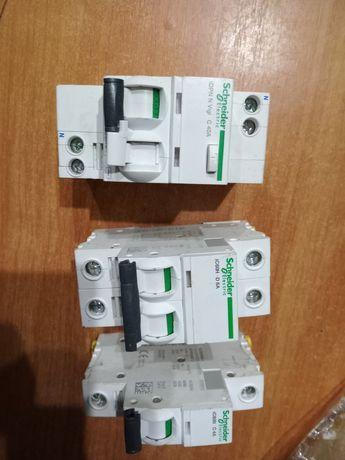 Автоматический выключатель IEC/EN  Автомат Дифференциальный выключател
