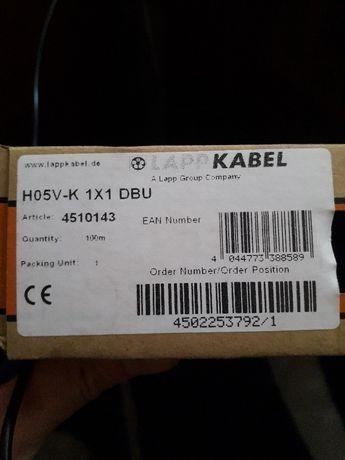 Провод 1.1 квадрата LAPPKABEL 100метров
