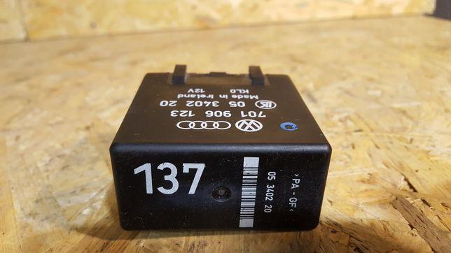 VW T4 przekaźniki 137 sterownik świec zarowych