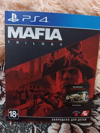 Mafia trilogy ps4 на выбор