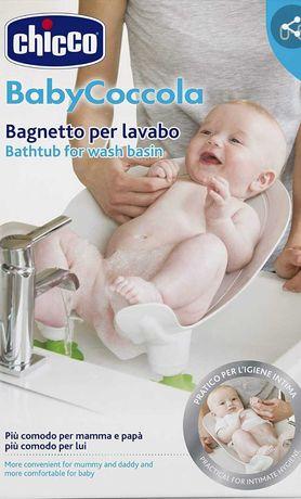 Banheira de mão Chicco