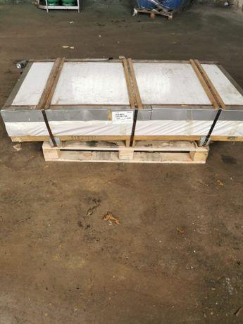 Blacha 0.8 2200kg arkusze paleta