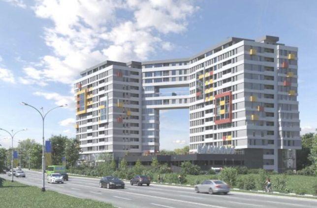 ЖК Bauhaus /Баухаус/ в продаже 1 ком. квартира!