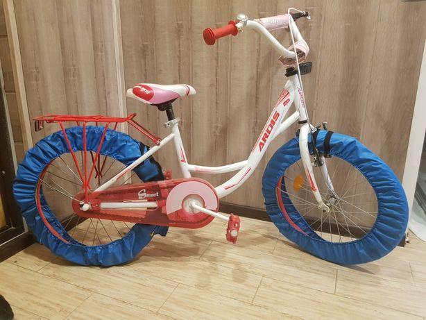 Чехол для колёс для велосипеда.