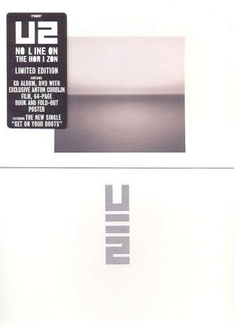 U2 No Line On The Horizon - Box nova e limitada!