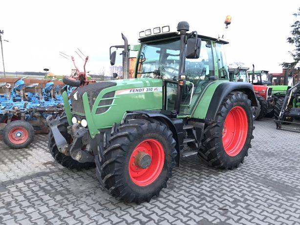 Fendt 310 Vario TMS pneumatyka w oryginale z Niemiec 410 , 6330
