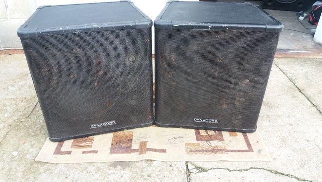 Kolumny, głośniki Dynacord SRX 150,