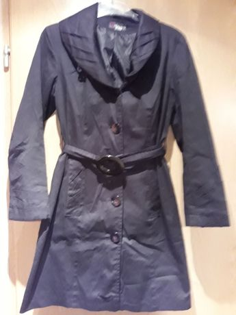 Płaszcz czarny