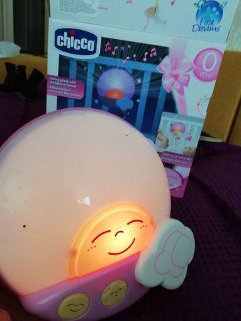 Музыкальный проектор  Chicco для засыпания  ребенка