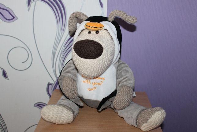 мягкая игрушка Собака Буффи Boofle в костюме пингвина Англия оригинал