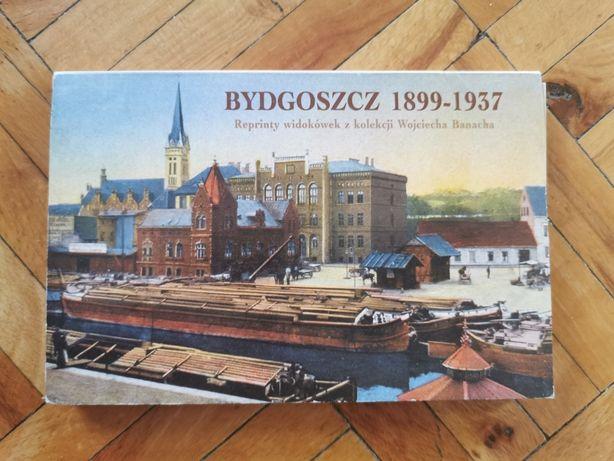 Reprinty widokówek z kolekcji Wojciech Banacha Bydgoszcz
