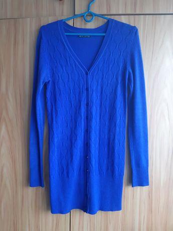Sweter długi damski L/XL
