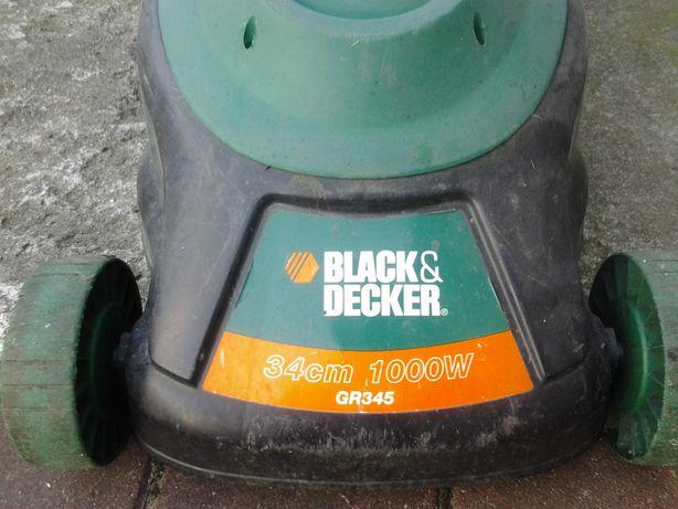 Elektryczna kosiarka black&decker 1000w