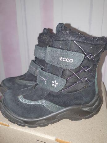 Сапоги  Ecco Snowride  Размер 28.
