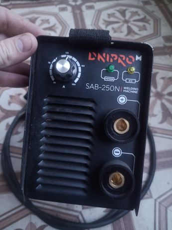 Сварочный аппарат Діпро М SAB-250N
