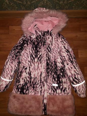 Зимнее пальто куртка Lenne 116