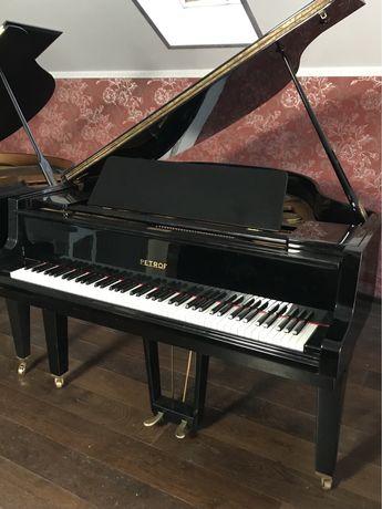 Рояль Petrof 160 см.