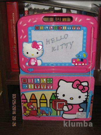 Книга английский язык hello kitty