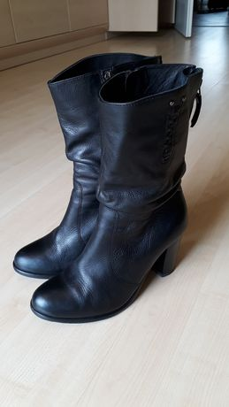 Buty jesienne damskie Lasocki rozmiar 37