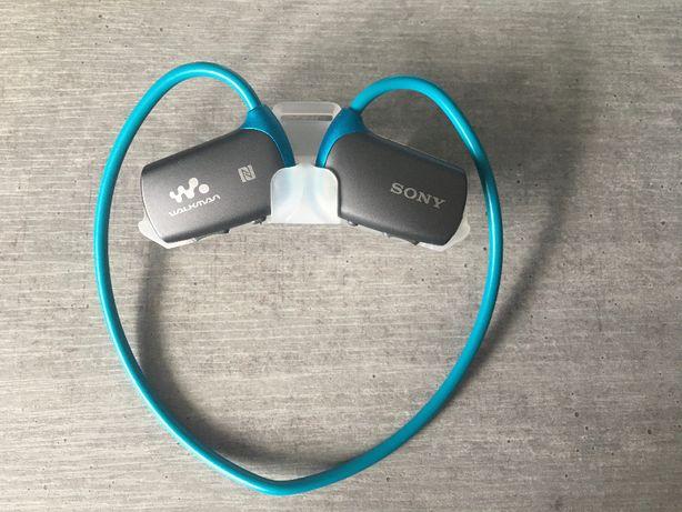 Słuchawki Sony NWZ-WS613 4GB Blue