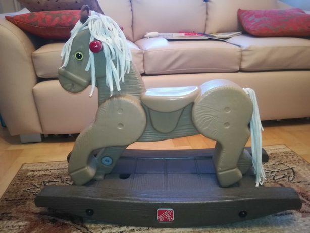 Koń na biegunach Step2