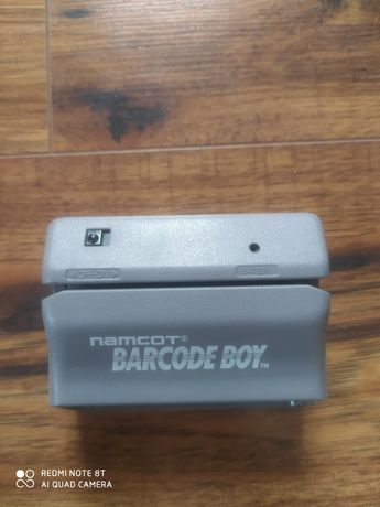 Game Boy Baracode Boy Namcot BCB-102