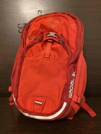 Туристичний/велосипедний рюкзак Osprey Radial 34