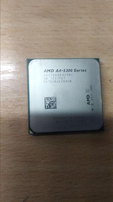 AMD A4 X2 5300 3.4Ghz Dual-Core Socket FM2 Radeon HD 7480D до 2GB