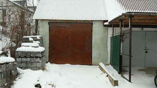 цегляний гараж Трускавець