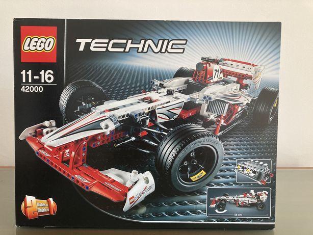 Lego Technic 42000 Carro F1 Novo e Selado
