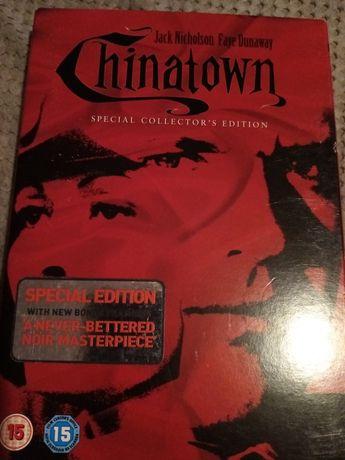 "DVD ""Chinatown"" Romana Polańskiego"