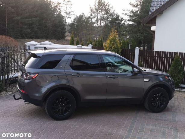 Land Rover Discovery Sport 2016 Land Rover Discovery Sport HSE mały przebieg, zadbany, garażowany