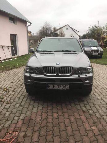 Sprzedam BMW X 5 2005