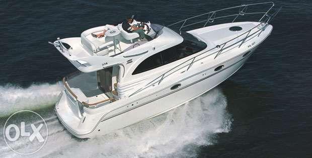 Продам яхту Galeon 330