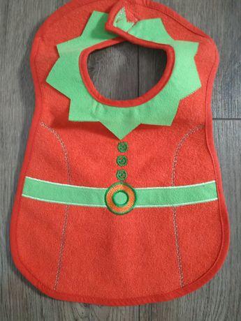 Śliniak dla niemowląt Świąteczny Nowy 1 zł wysyłka